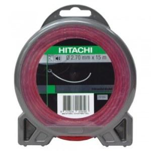 Aukla trimmerim Hitachi (15mx2,65mm) apaļš