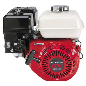 Dzinējs Honda GX200; 4,3 kW; benzīna + eļļa