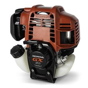 Dzinējs Honda GX50; 1,47 kW benzīna + eļļa