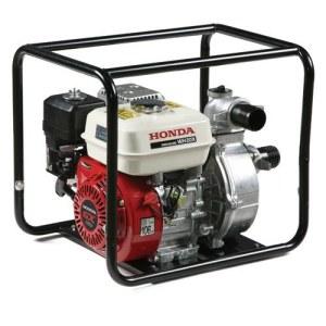Benzīna augstspiediena ūdens sūknis Honda WH20 + eļļa
