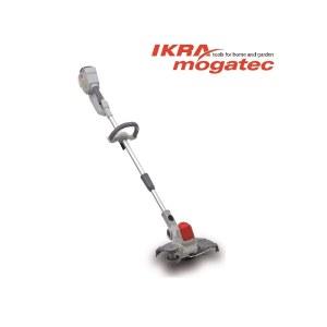Zāles trimmeris Ikra Mogatec IAT 40-3025 LI; 40 V (bez akumulatora un lādētāja)