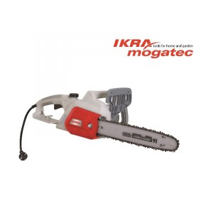 Ķēdes zāģis Ikra Mogatec IECS 1835; 1,8 kW; 35 cm sliede; elektrisks