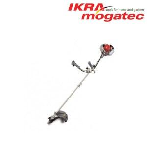 Krūmgriezis Ikra Mogatec IBF 43; 1,1 kW benzīna