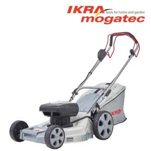 Zāles pļāvējs Ikra Mogatec IAM 40-4625 S; 40V; (bez akumulatora un lādētāja)