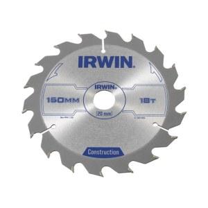 Griešanas disks kokam Irwin; Ø150 mm