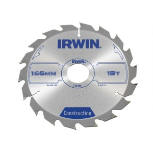 Griešanas disks kokam Irwin; Ø165 mm