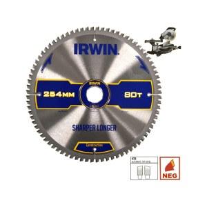 Пильный диск по дереву Irwin 1897427; 250 mm
