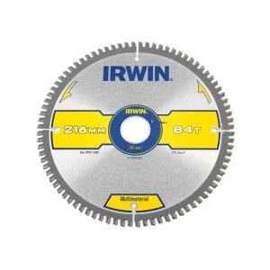 Griešanas disks kokam Irwin WELDTEC; Ø216 mm