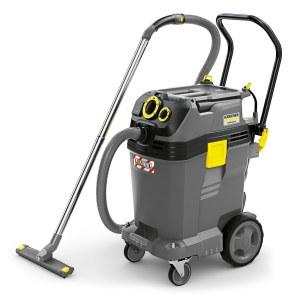Sausās un mitrās tīrīšanas putekļsūcējs Karcher NT 50/1 Tact Te L