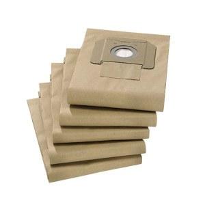 Papīra putekļu maisi putekļsūcējam Karcher NT35/1 Tact; NT35/1; NT361; 5 gab.