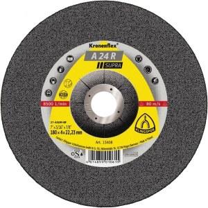 Slīpēšanas disks Klingspor A 24 R; 100x4x16 mm; 10 gab.
