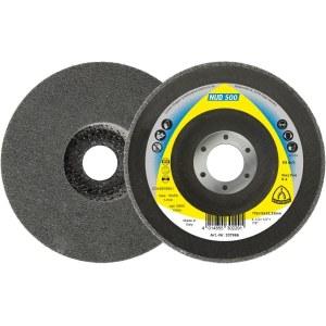 Filca disks tīrīšanai Klingspor NUD 500; VF; 125x13x22,23 mm; 5 gab.