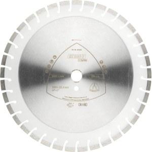 Dimanta griešanas disks sausai griešanai Klingspor DT 600 U Supra; 400x3,6x25,4 mm
