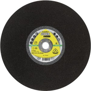 Abrazīvais griešanas disks Klingspor A 924 R; 305x4x25,4 mm