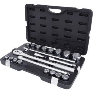 Atslēgu komplekts KS tools 3/4''; 21 gab.
