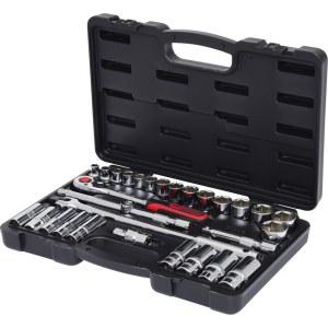 Atslēgu komplekts KS tools 1/2'' CHROMEplus; 30 gab.