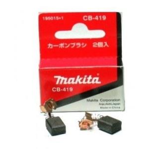 Oglītes Makita CB-419