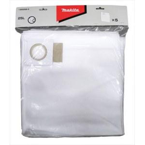 Papīra putekļu maisi putekļsūcējam Makita; 5 gab.
