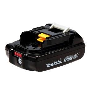 Akumulators Makita BL1820B; 18 V; 2,0 Ah; Li-ion