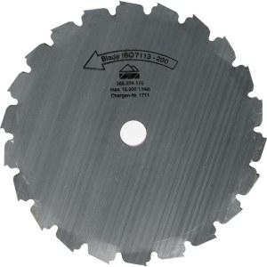 Trimmera disks Makita; 200x20,0 mm; Z22