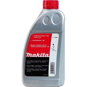 Eļļa degvielas maisījumiem divtaktu motoriem Makita; 1 l