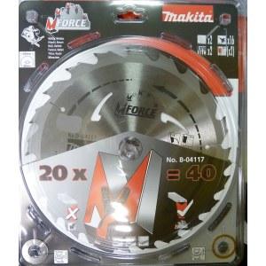 Griešanas disks kokam Makita; M-FORCE; Ø235 mm