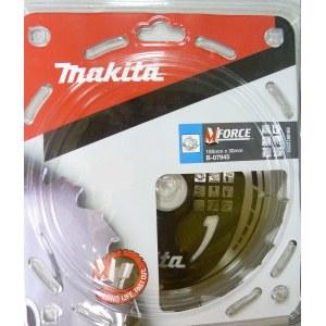 Griešanas disks kokam Makita MFORCE; 185x2x30,0 mm; Z16; 15°
