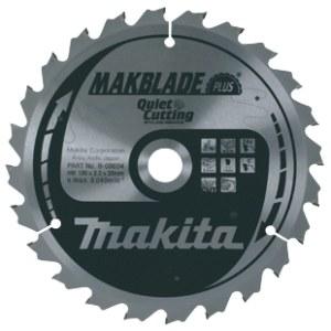 Пильный диск по дереву Makita; MAKBLADE PLUS; Ø260 mm
