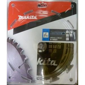 Griešanas disks kokam Makita; Ø260 mm