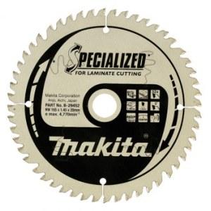 Griešanas disks laminātam Makita; Ø165 mm