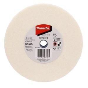 Asināšanas disks Makita B-51926; 150x16x12,7 mm