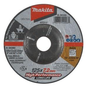 Slīpripa Makita B-56390; 125x7,2 mm