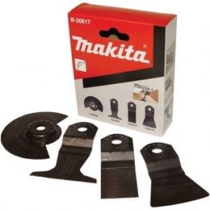 Piederumu komplekts Makita MultiTool