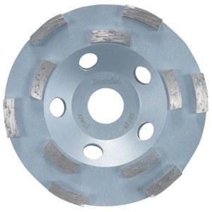 Dimanta slīpēšanas disks Makita D-41458; 125 mm