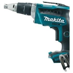 Skrūvgriezis Makita DFS452Z; 18 V (bez akumulatora un lādētāja)