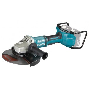 Leņķa slīpmašīna Makita DGA901ZUX1; 2x18 V; 230 mm (bez akumulatora un lādētāja)