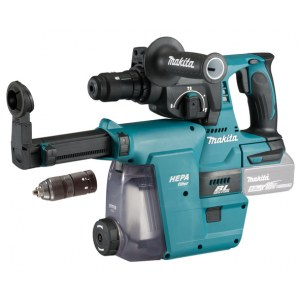 Akumulatora perforators Makita DHR243ZJW; 2,0 J; SDS-plus; 18 V (bez akumulatora un lādētāja)