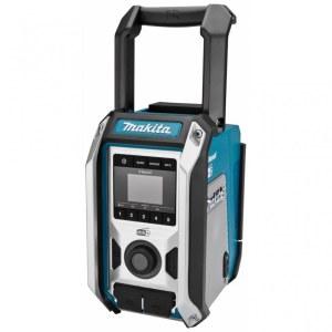 Radio Makita DMR115; 10,8-18 V (bez akumulatora un lādētāja)