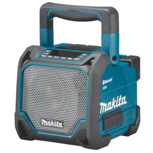 Bluetooth® skaļrunis Makita DMR202; 12-18 V (bez akumulatora un lādētāja)