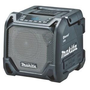 Bluetooth® skaļrunis Makita DMR202; 12-18 V Melna; (bez akumulatora un lādētaja)