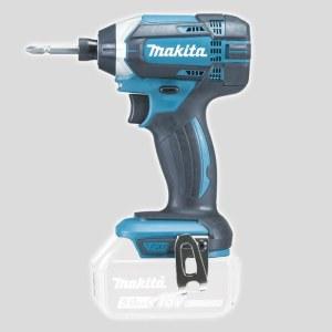 Triecienskrūvgriezis Makita DTD152Z; 18 V (bez akumulatora un lādētāja)