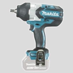 Triecienatslēga Makita DTW1002Z; 18 V (bez akumulatora un lādētāja)