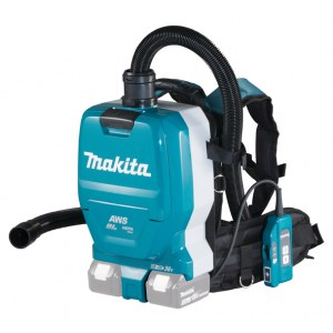 Akumulatora putekļsūcējs Makita DVC265ZXU; 2x18 V (bez akumulatora un lādētāja)