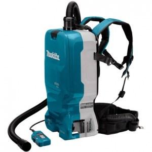 Akumulatora putekļsūcējs Makita DVC665ZU; 2x18 V (bez akumulatora un lādētāja)