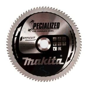 Griešanas disks alumīnijam Makita; 260x30x1,85 mm; Z81