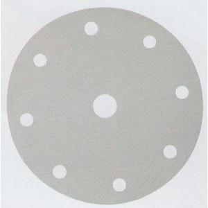 Smilšpapīra diski Velcro Backed 150 mm; K60; 10 gab.