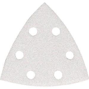 Smilšpapīrs deltveida slīpmašīnām 94x94 mm; P100; 10 gab.