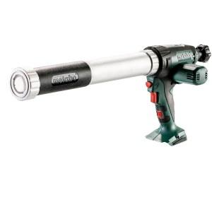 Akumulatora hermētikas pistole Metabo KPA 18 LTX 600; 18 V (bez akumulatora un lādētāja)