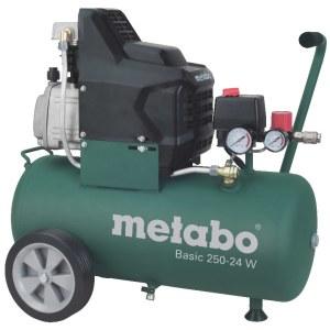 Eļļas kompresors Metabo Basic 250-24 W