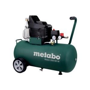 Eļļas kompresors Metabo Basic 250-50 W